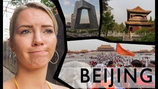 CHINA TRAVEL VLOG: Beijing