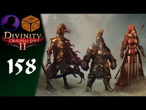 Let's Play Divinity Original Sin 2 - Part 158 - The Price Of Love!