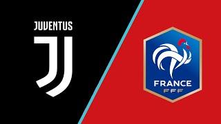 UEFA EURO 2020 Challenge Juventus Франция Прямая трансляция