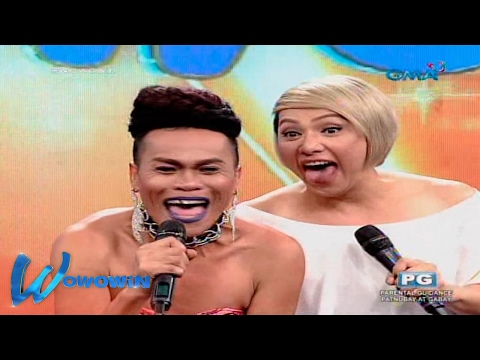 Wowowin: DonEkla as Bilog and Bunak