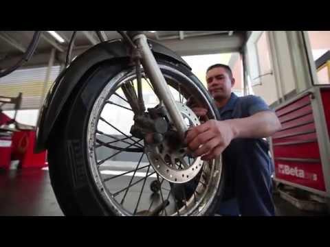 Apresentação - Pneu Pirelli Super City - MOTOCICLISMO