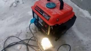 видео Какой бензиновый генератор лучше выбрать для дачи