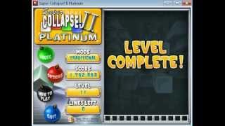 Super Collapse II Platinum PART 2