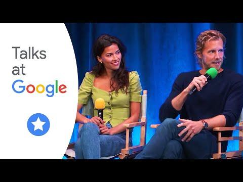"Cast from CBS's ""Blood & Treasure"" | Talks at Google"