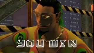 Bloody Roar: Primal Fury (Gamecube) Arcade as Busuzima