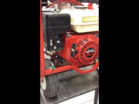 Honda Gx160 5.5hp Ventilation Fan