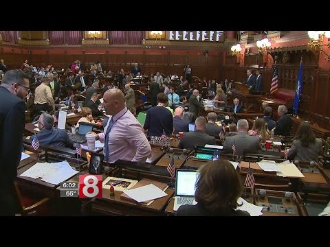 Connecticut budget gridlock at the Capitol