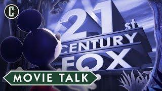 Disney Close To Acquiring Fox - Movie Talk