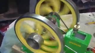 model Atkinson engine