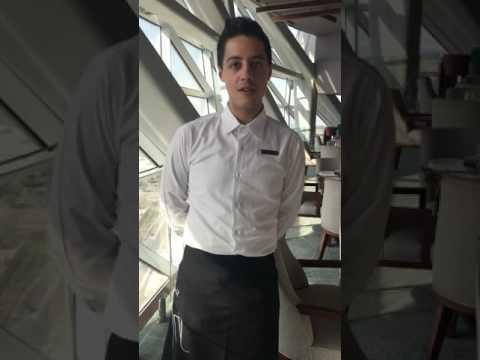 Stefano at Hyatt Capital Gate