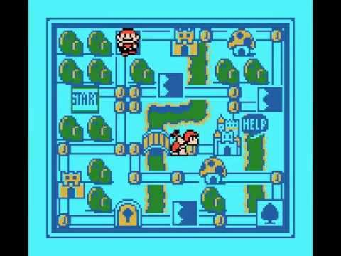 Super Mario 3 Special GBC (HKO pirate) recording test