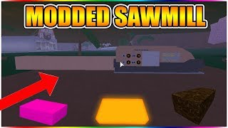 HOW TO GET MODDED SAWMILLS! (UPDATED!) [NOT PATCHED!] LUMBER TYCOON 2 ROBLOX