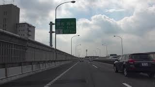 [drive japan]中央自動車道 三鷹料金所-国立府中IC(Chuo Expressway Mitaka-Kunitachi Fuchu)