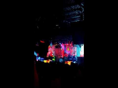 Animal Collective Summing the Wretch at Starland, NJ