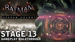 Batman - Arkham Knight - Stage 13: Arkham Knight HQ (PS4)