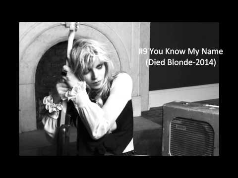 Top 20 Courtney Love & Hole Songs