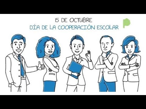 Día De La Cooperación Escolar Abcgobar