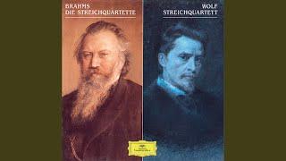 Wolf: String Quartet in D Minor - 1. Grave - Leidenschaftlich bewegt