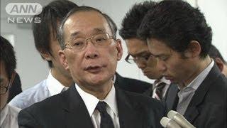 東電が事業計画提出 家庭向け料金10%値上げ(12/04/28)
