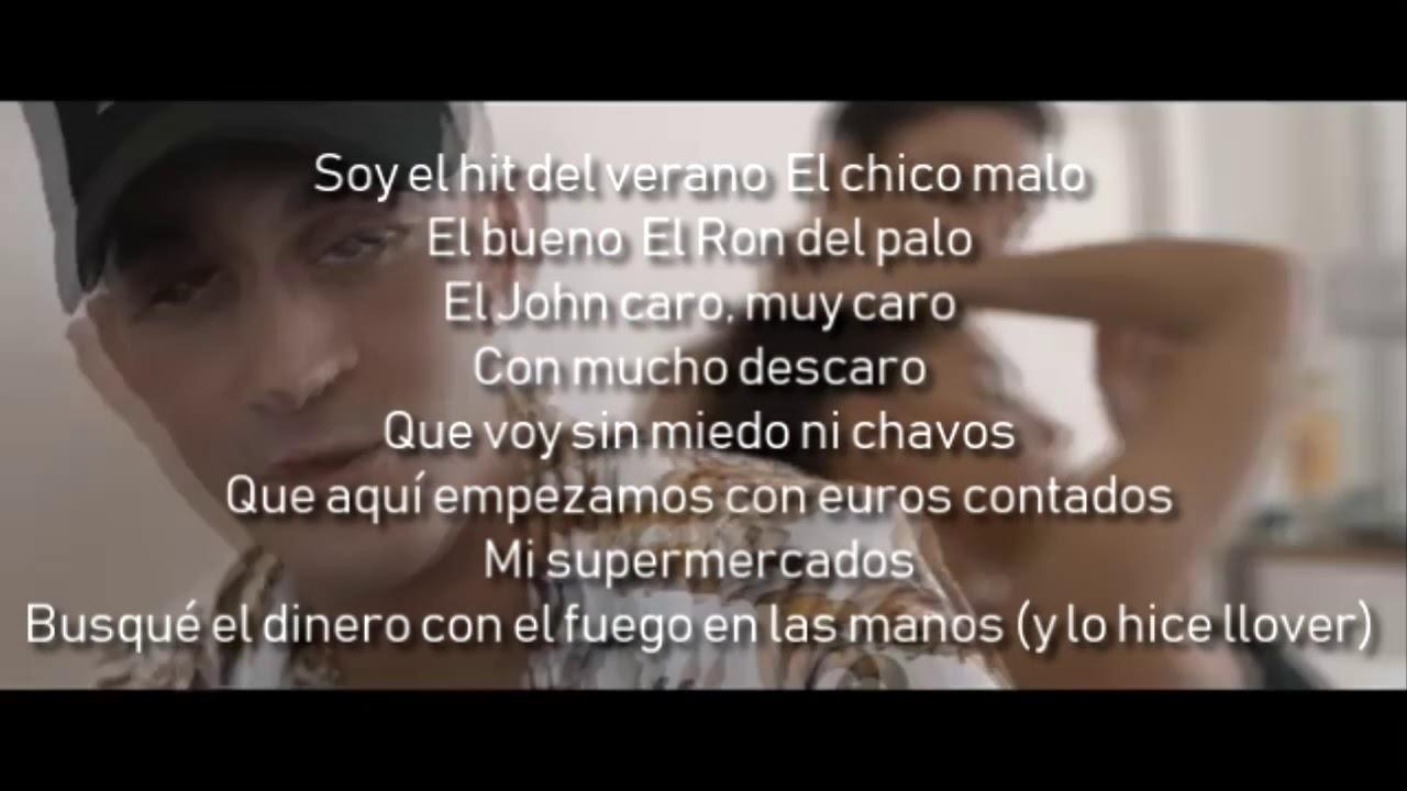 ARCE - Boxer LETRA CORREGIDA Karaoke - YouTube