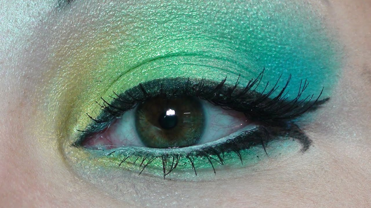 maquillage color avec jordana - Colori Maquillage
