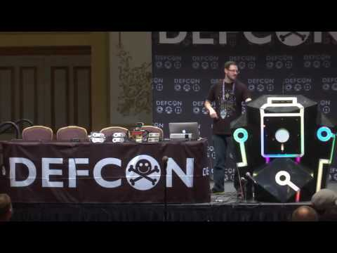 TASBot at DEF CON 24 - Robot Hacks Video Games full talk