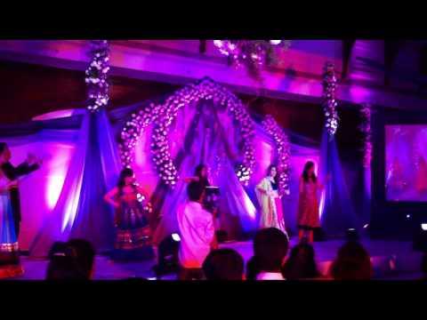 Dance Performance on Gulaabi Aankhen - Student of...
