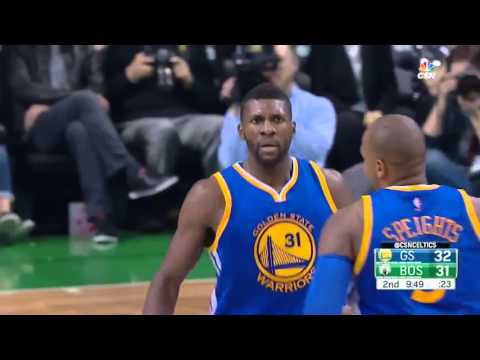 Festus Ezeli vs Boston Celtics 11.12.2015 (12Pts)