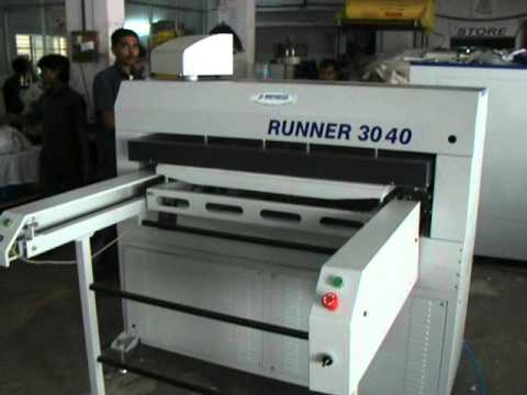 T Shirt Printing Machine Video Images