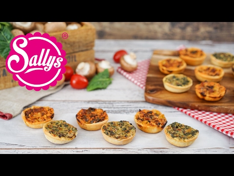 Piccolinis / Mini Pizza / Nachgemacht: Original trifft Sally / Sallys Welt