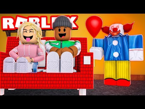 THE BABYSITTER - A Roblox Horror Story