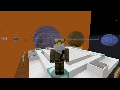 Minecraft Solar System to scale  YouTube