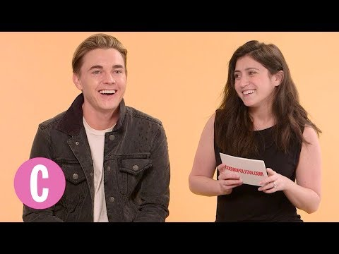 How Well Does Jesse McCartney Know His Lyrics? | Cosmopolitan