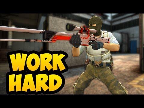 ESEA - I Will Work Hard For My Rankup!