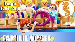 Playmobil Filme Familie Vogel: Folge 1281-1290   Kinderserie   Videosammlung Compilation Deutsch