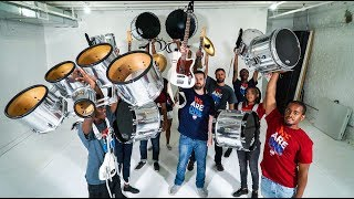 Anchorlot & Brooklyn Express Drumline - Cleansed by the River