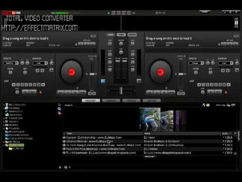 Song mixing + best matching live tutorial by Dj Danish