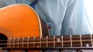 cô đơn một vì sao - guitar cover