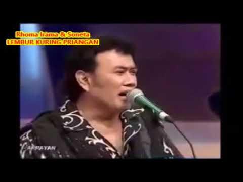 Rhoma Irama & Soneta : LEMBUR KURING PRIANGAN - Lagu Dangdut Kenangan  Diunggah 9 Sept 2018 -  1,045