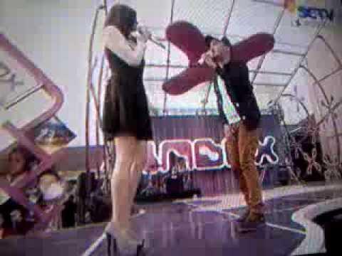 Wenda Tan & Ruben Onsu - Cuma Kamu ♡ [ Inbox SCTV 07/09/2013 ]