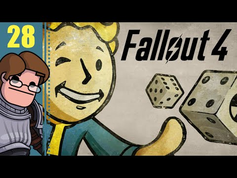 Let's Play Fallout 4 Part 28 - Hugo's Hole & the Museum of Witchcraft