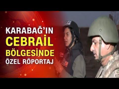 CNN Türk Ekibi, Karabağ'da Azerbaycanlı askerlerle konuştu