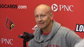 Chris Mack Discusses $3M GIft from Planet Fitness & Previews Kent Stat