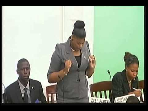 Bahamas 40th Anniversary Independence Celebration - Youth In Parliament Special - Part 02 of 02