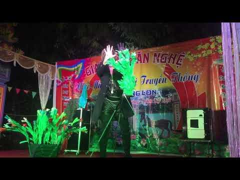 Màn biểu diễn Xiếc , Ảo thuật hay nhất - Lễ Hội Làng Đống Long