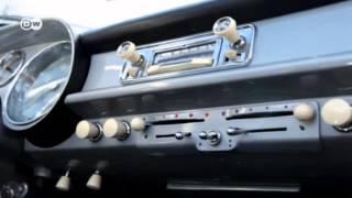 Con estilo: BMW 503 Cabriolé | Al volante