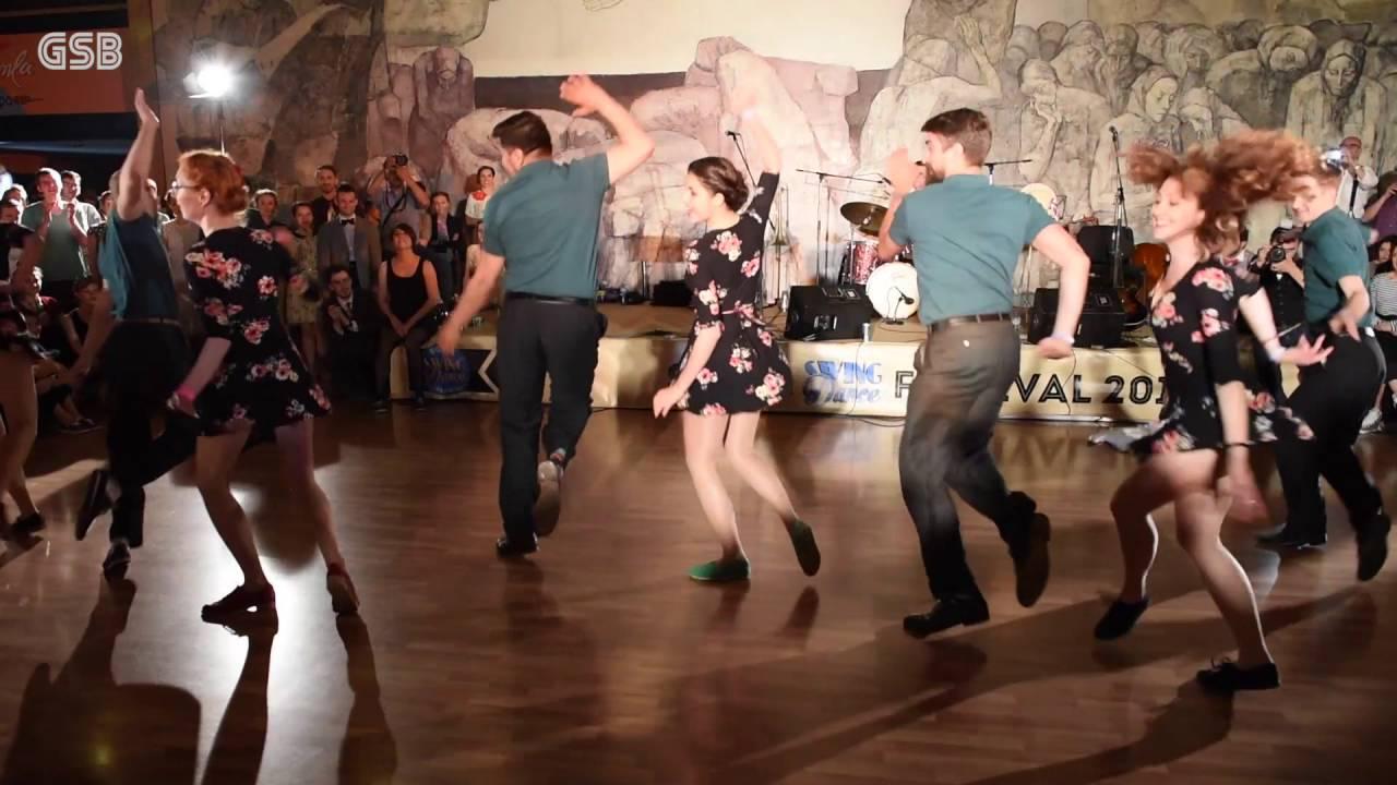 SSDF 2016 - Meet the Bulgarians (Team Performance)