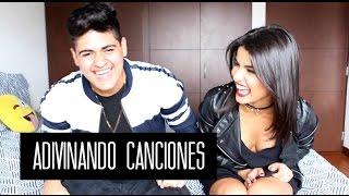 Adivinando Canciones Ft. Martina La Peligrosa | Alejo Suárez