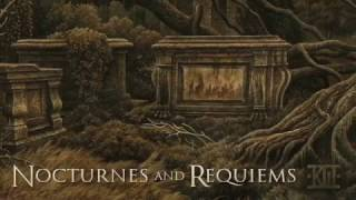 WITHERFALL - Cover Artwork & Title for 'Nocturnes and Requiems' (OFFICIAL INTERVIEW #1)