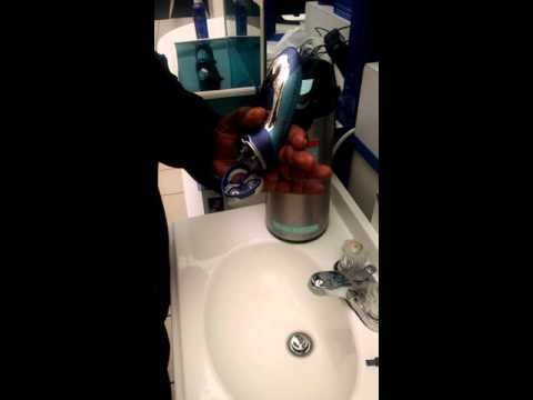 WET BRUSH ELECTRIC SHAVER (HOW TO CLEAN)